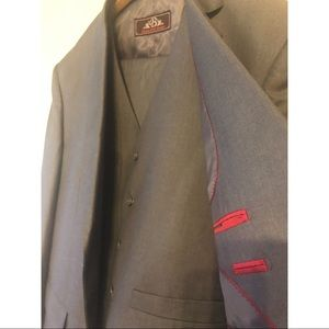 New💥 HOUSE OF ST BENETS 3 Piece Suit- 40L / 34W